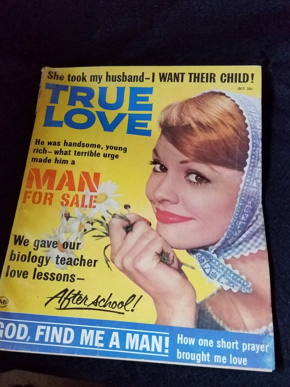1963 True Love Magazine