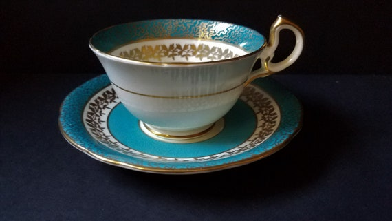 Aynsley England 1950s Cup & Saucer