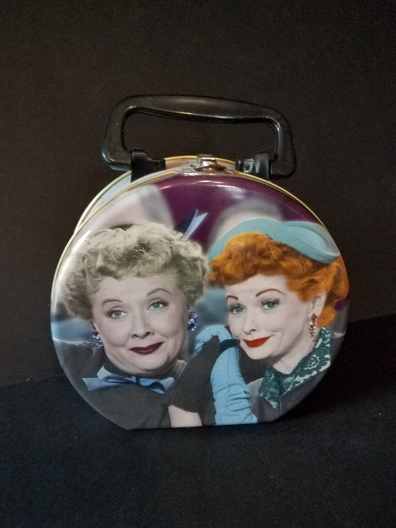Lucy and Ethel Lunch Box