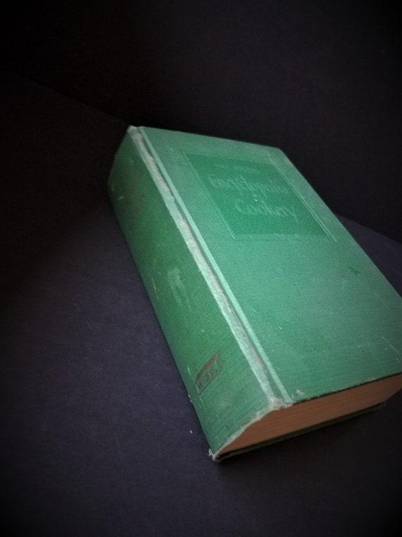 1951 Encyclopedia of Cookery