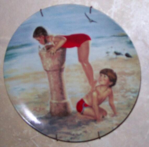 Zolan Collector Plate Beach Break
