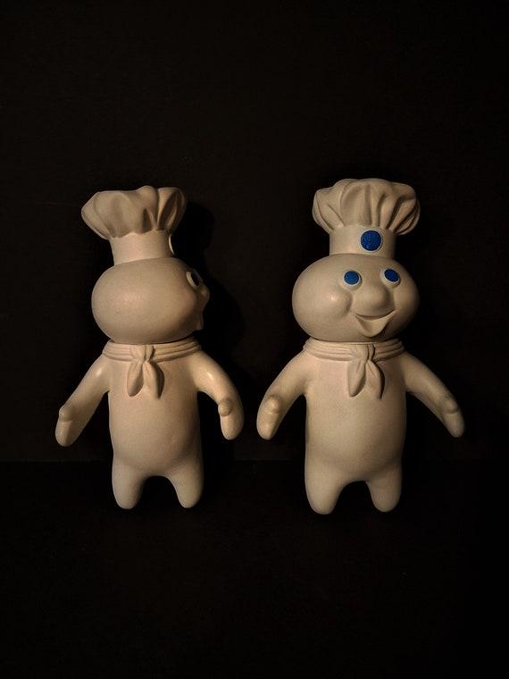 Set of 2 Pillsbury Dough Boys 1971