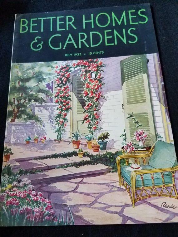 Better Homes & Gardens/1935/Magazine
