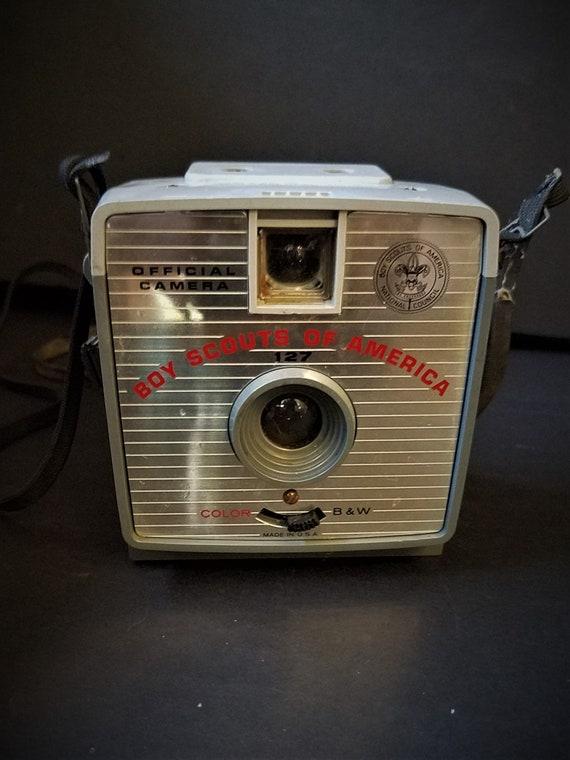127 Boy Scouts of America Camera