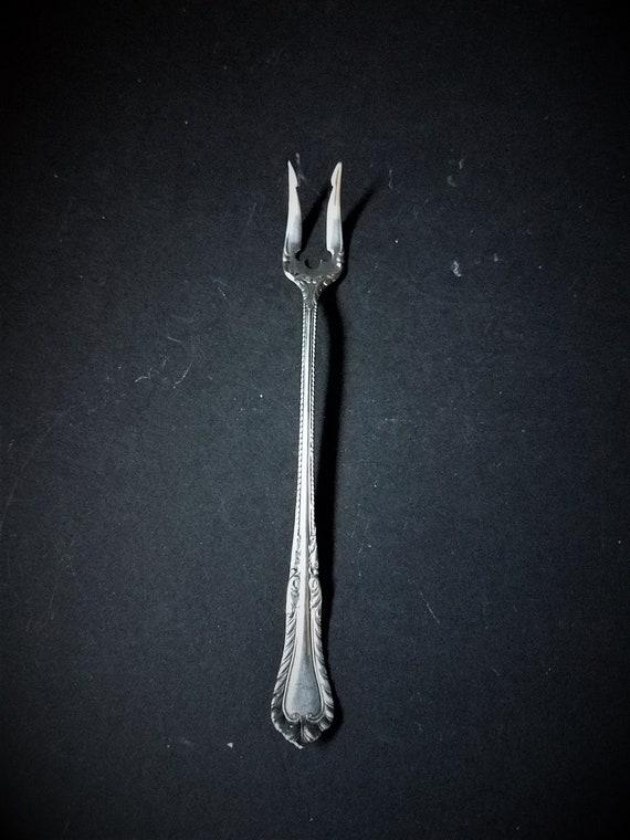 Victorian Sterling Deli Fork