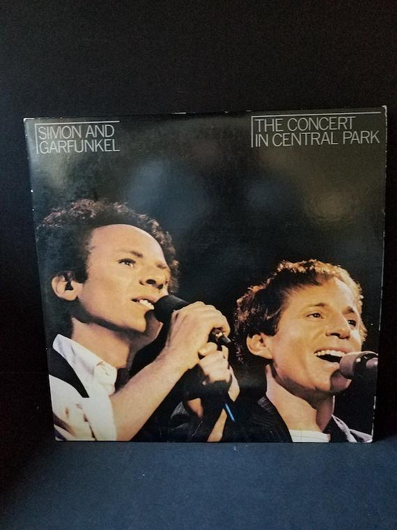 Simon & Garfunkel Concert in Central Park Vinyl