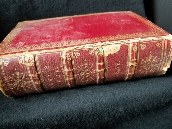 1859 Godey's Lady's Book