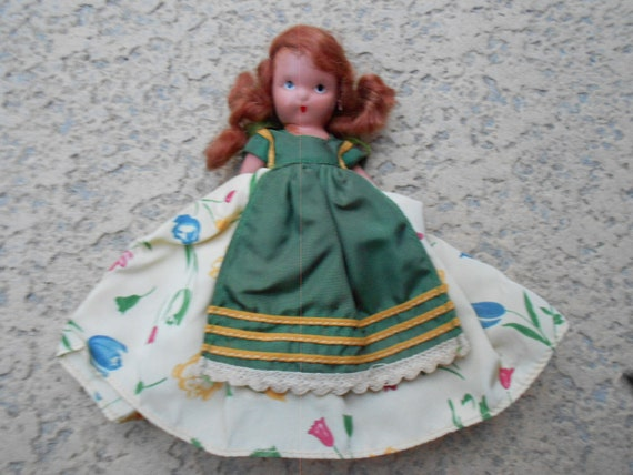 Nancy Ann Storybook Doll Jennie Set the Table