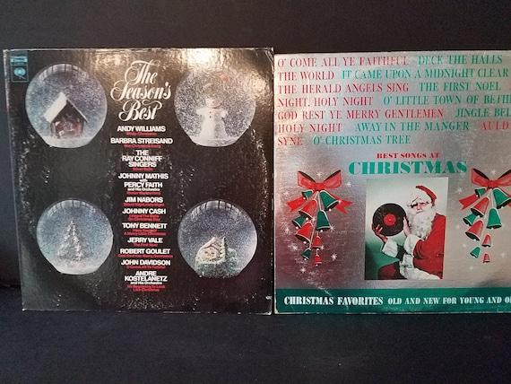 Christmas Album Pair