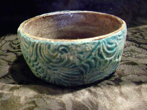 Wide Turquoise Bangle