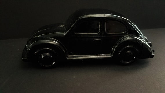 1970s Avon VW Beetle Spicy Aftershave Bottle