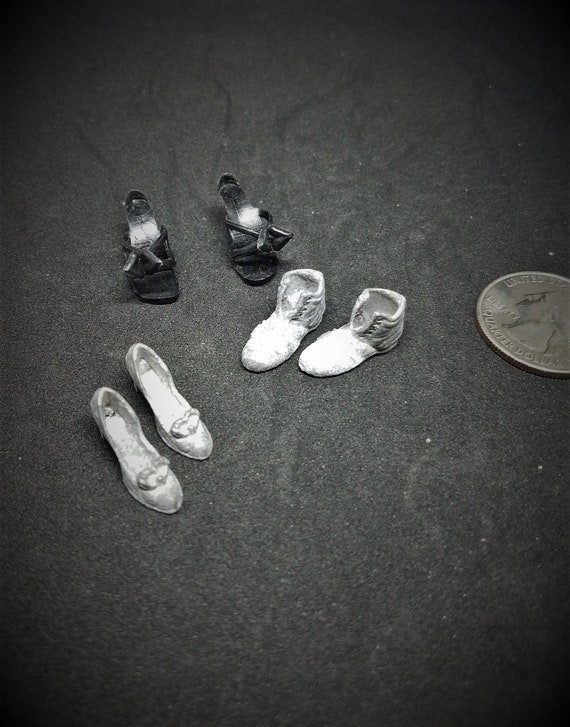 Miniature Shoes