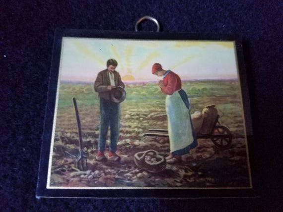 Vintage Small Picture The Angelus