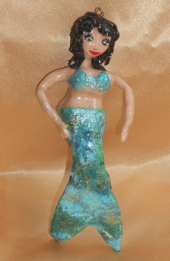 Flirty Mermaid- Marissa of the Sea