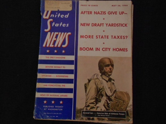 US News/1944/Weekly/Magazine