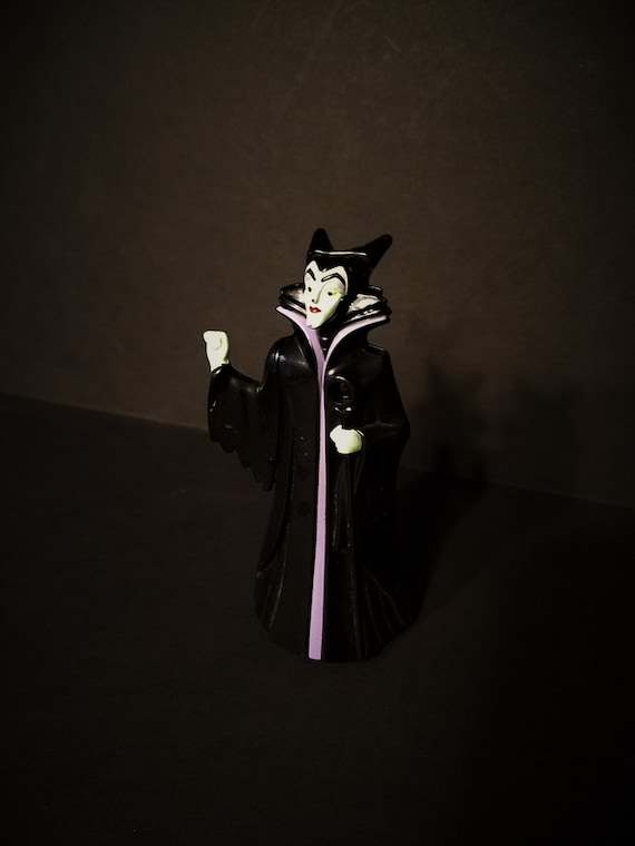 McDonalds Maleficent Toy