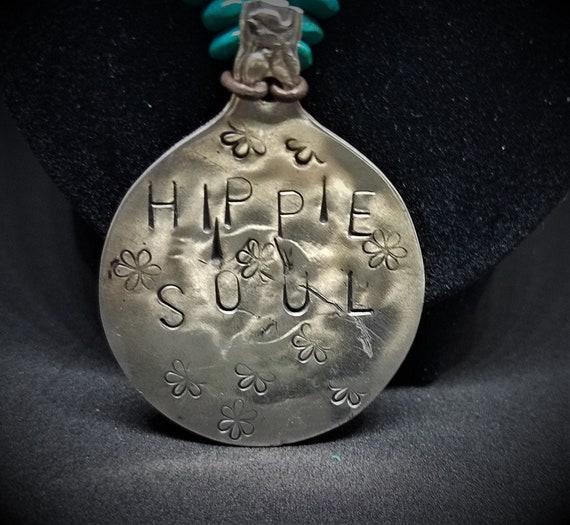 Hippie Soul Spoon Necklace