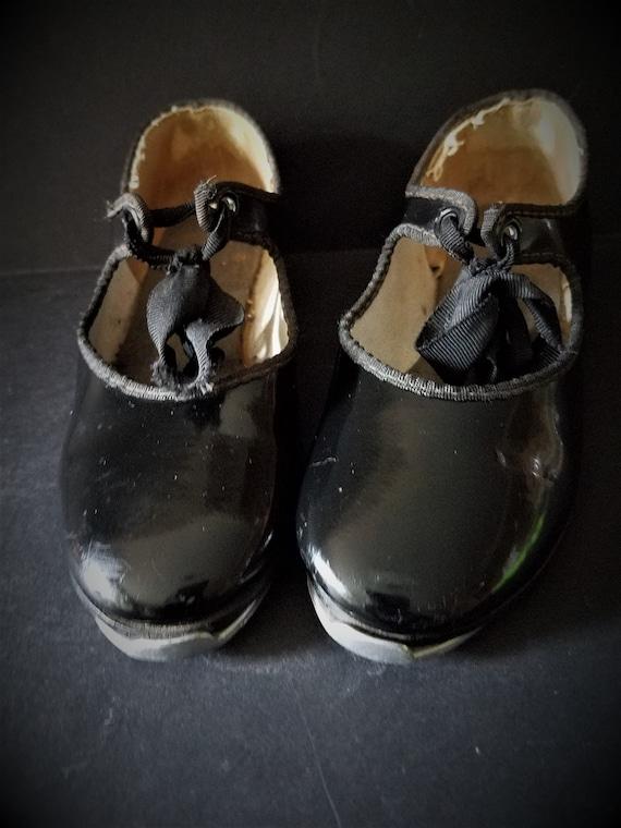 Vintage Dancette Tap Shoes