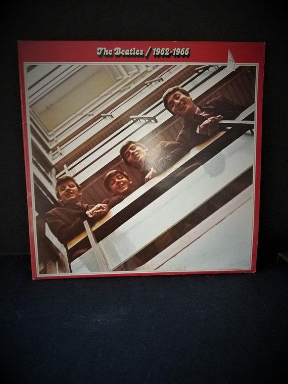 The Beatles 62-66 Vinyl Double Album