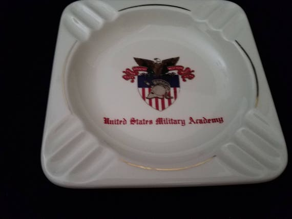 Westpoint/Military Academy/Vintage/Ashtray