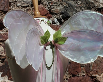 Iridescent Flutterby Fairy Wings