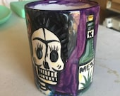 Day of the Dead Frida Mug...