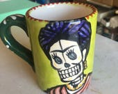 Day of the Dead Mug - Fri...