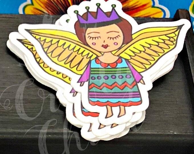 """3"""" Sticker: Angel"""
