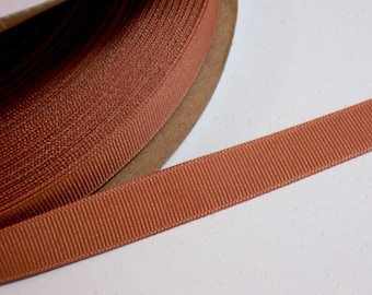 Berisfords Dark Brown 50mm Double Sided Satin Ribbon 1m//5m//10m//20m//100m