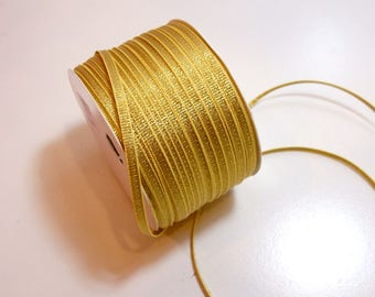 gold ribbon etsy