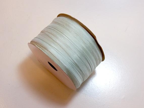 Rayon Binding Wavecrest Green Seam Binding x 10 Yards Dress Ribbon 1//4 inch