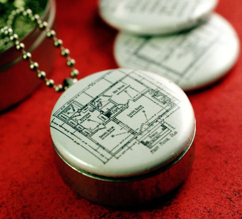 Architecture Gift Architecture Locket Design A House image 0