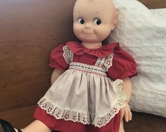 Vintage Kewpie Doll / Cameo / 1966 / 1983
