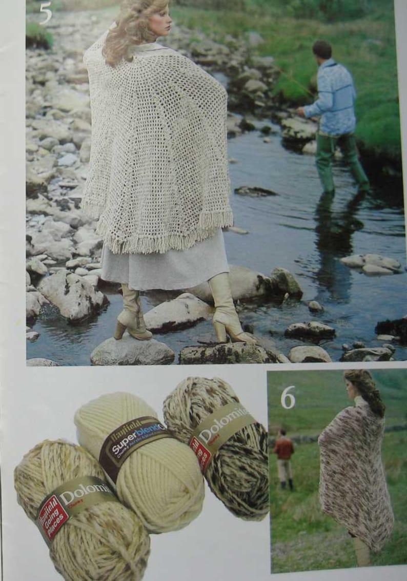 Hayfield Chunky Fashion Knitting Pattern Book   Etsy
