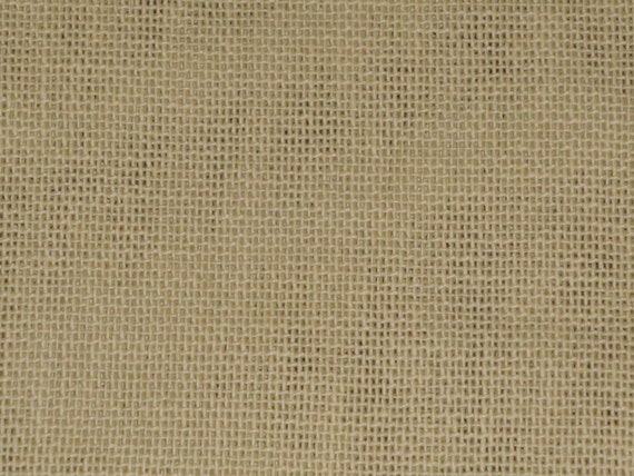 Tea Dye Tobacco Cloth Primitive Fabric Reenactors Fabric Etsy