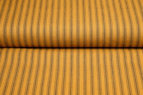 Pumpkin Spice And Black Woven Check Fabric Small Check Homespun Fabric Primitive Fall Fabric Cotton Quilt Apparel Home Decor Fabric