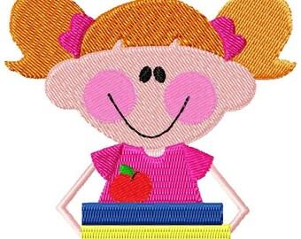 An apple for the teacher Maddie