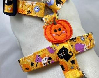 Dog Harness - Kawaii Cute Spooks
