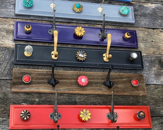 Bright Coat Rack