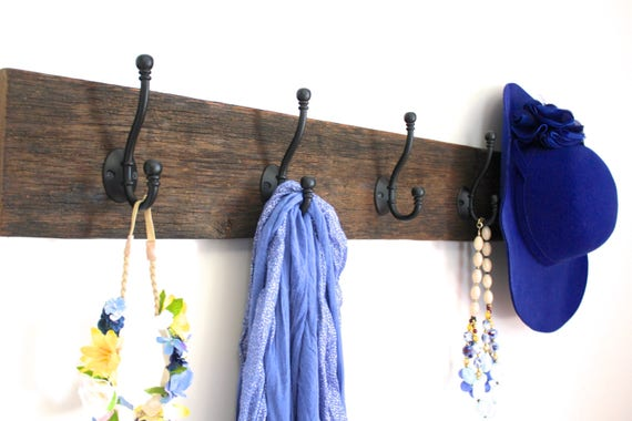 Farmhouse Coat Rack