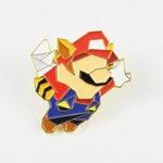 Super Mario Pin,Mario Soft Enamel Pin,Enamel Pin,Super Mario Bros,Mario Pin,Mario gift,Super Mario,NES Games,Nintendo,Stocking Stuffer,Mario