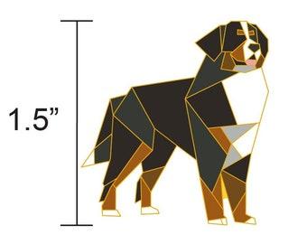 Bernese Mountain Dog Enamel Pin,Bernese Dog Jewelry,Dog Pin,Bernese Dog Gift,Bernie Gifts,Bernese Dog Pin,Dogs,Dog Gift,Bernese Gifts