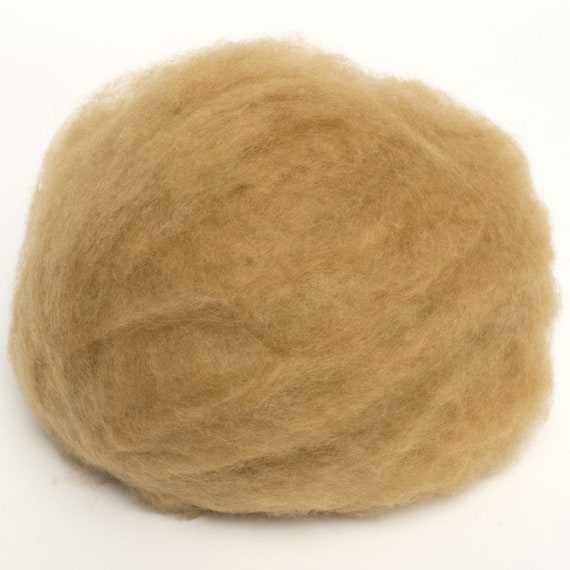 Conifer Corriedale Combed Top Heritage Breed 100 grams