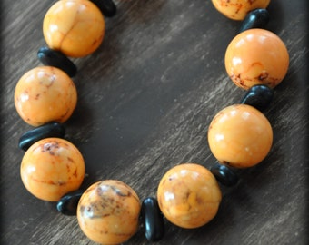 Coco Tangerine Bracelet