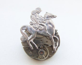 Ride a clock horse to banbury cross