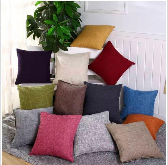 Blank Pillow Case Pillowcase