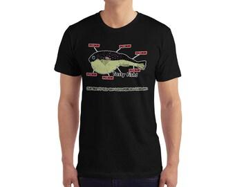 FUGU Tasty Fish T-shirt