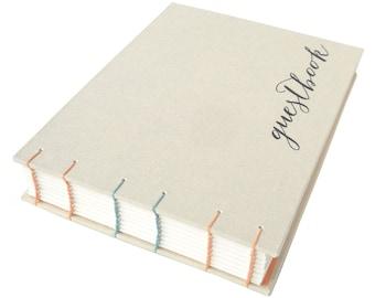 wedding guestbook (6x8)