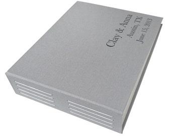 custom instax mini photo guestbook - 104 photos