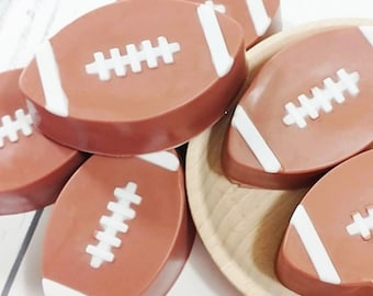 Football Soap Gifts for boys Gift ideas under 10 Football coach gift Natural Soap for him teen boy gift Football gifts for players Dad Kids